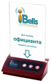iBells-306 - кнопка вызова с подставкой